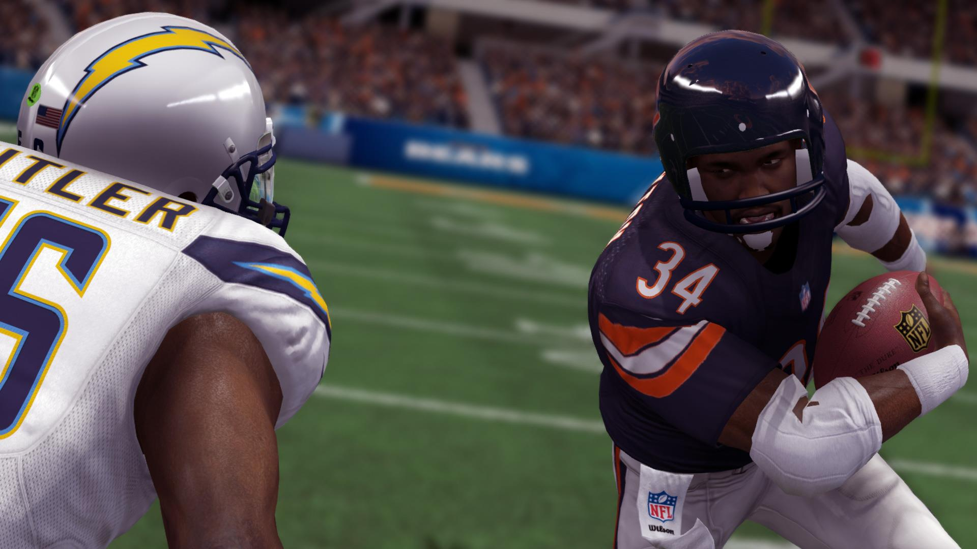 Walter Payton Legacy Award in Madden NFL 25 (Xbox One)