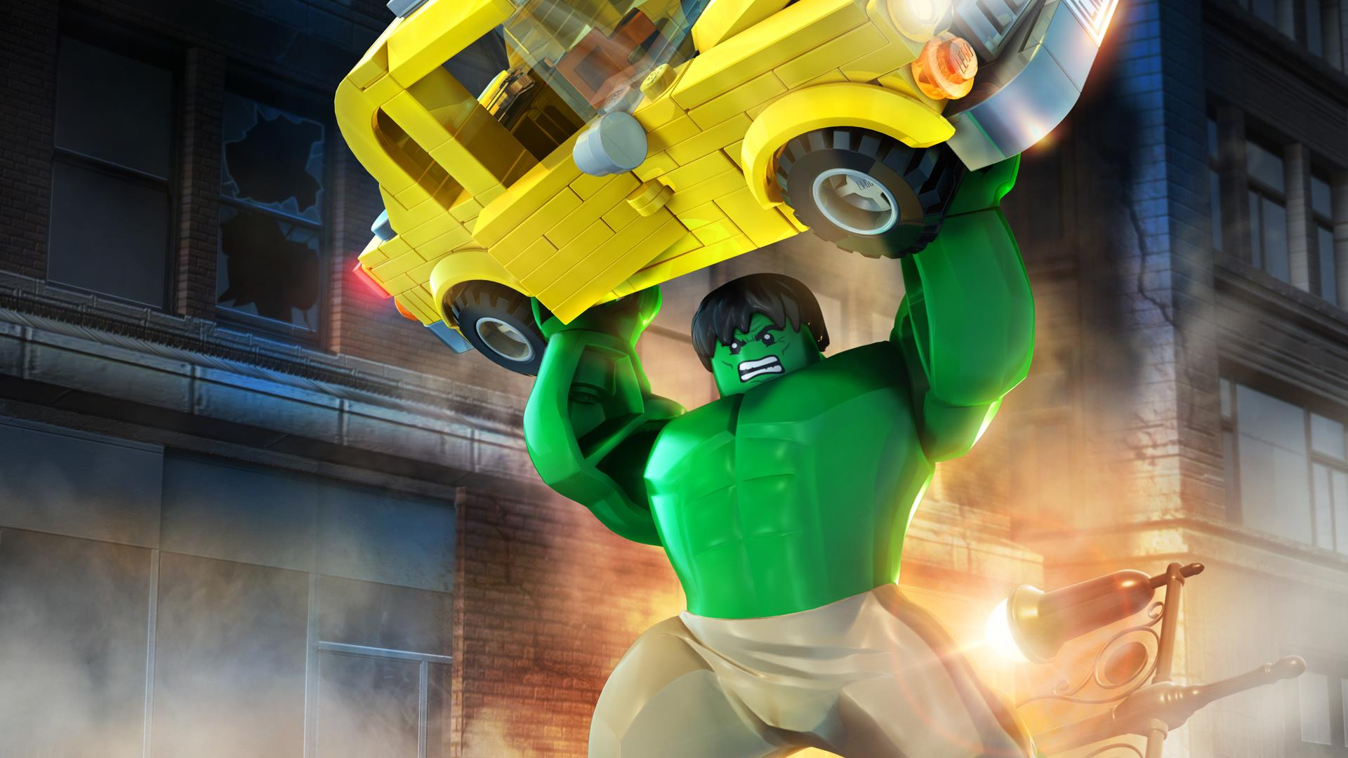 I'm Always Angry! in LEGO Marvel Super Heroes