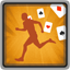 Marathon in Microsoft Solitaire Collection (Win 8)