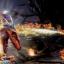 Sparring Cinder in Killer Instinct